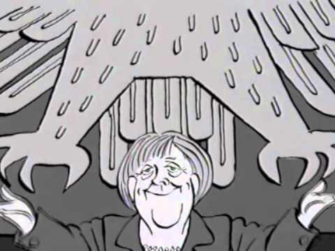 Konstantin Wecker - Das Lächeln meiner Kanzlerin (OFFIZIELLES VIDEO)