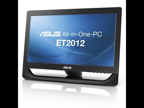 ASUS ET2012IGTS - First Impressions