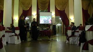 Ромео и Джульетта,  Иеромонах Фотий - Un giorno per noi (Romeo e Giulietta, Josh Groban cover)