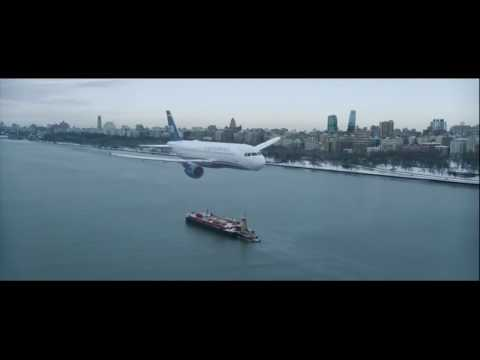 Sully with Interstellar docking scene score (No Time For Caution) HQ Edit
