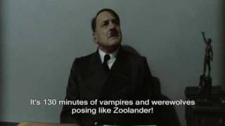 Hitler Reviews The Twilight Saga: New Moon