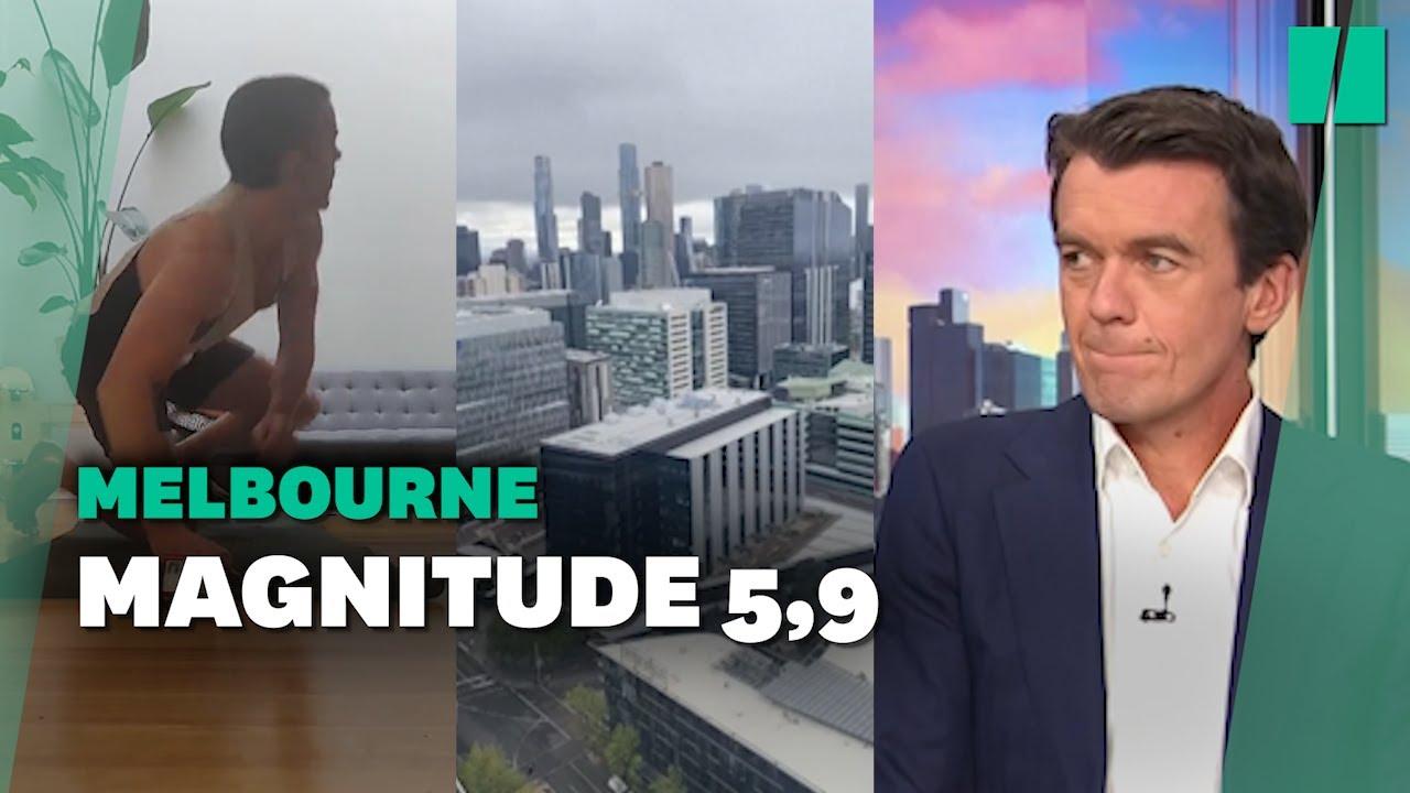 Un séisme surprend Melbourne et les habitants du sud-est de l'Australie