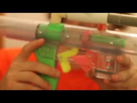 3D Print Your Own Nerf Blaster For All Out Office WAR!