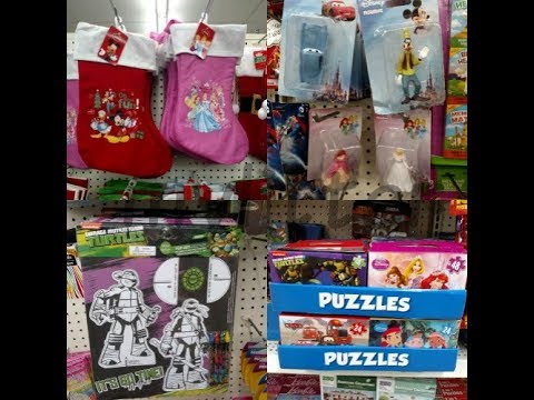Dollar Tree  Haul Dec 2017. Lots of great finds and stocking stuffers 🎅🏻🎄