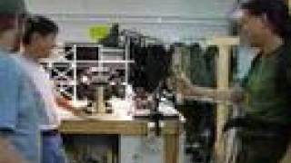 MORAV robot test 1 of 2