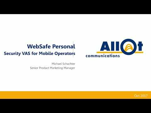The Security Value Added Service that has gained 50% penetration