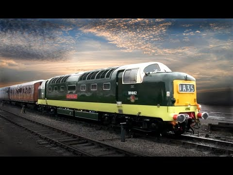 Mid Hants Railway Diesel Weekend 20th - 22nd October 2017