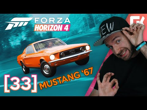 MUSTANG '67 | Forza Horizon 4 #33