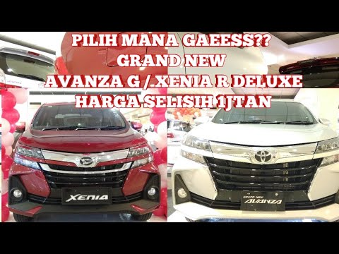 pilih grand new avanza atau great xenia veloz 1.5 2017 2019 r deluxe g