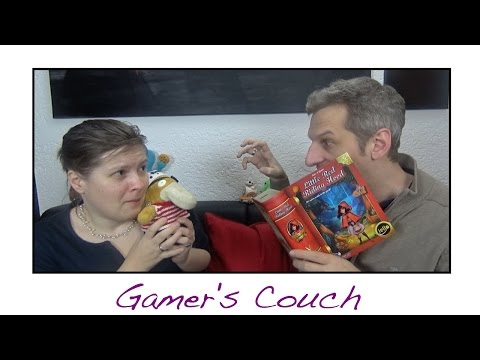 Gamer's Couch #66 - Little Red Riding Hood