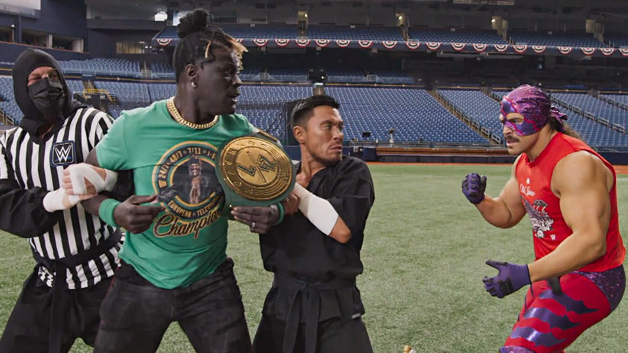 R-Truth Says He Wants To Team With Riddle