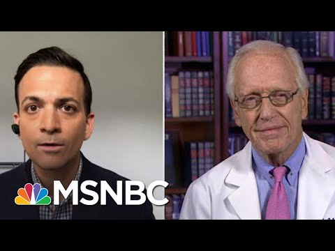 Are Surgical Masks Helpful For The General Public? | MTP Daily | MSNBC