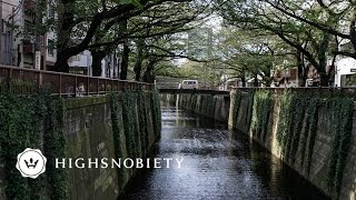 Highsnobiety Visits : The Nonnative Guide to Nakameguro Tokyo