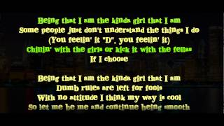 TLC HAT 2 DA BACK Karaoke LYRICS
