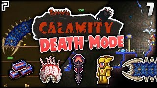 Spelunking, Amazon  Scummy Scourge!   Terraria Calamity Mod Death Mode Let's Play [Episode 7]