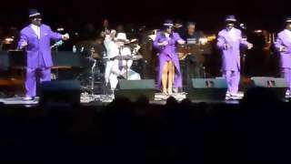 """The Chi-lites - """"Have you seen her?"""" at the Kimmel Center - Philadelphia - 1/28/17"""