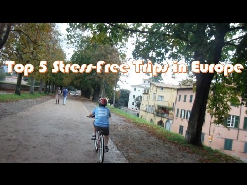Top 5 Stress-Free Cities in Europe for Traveling with Kids and Teens!