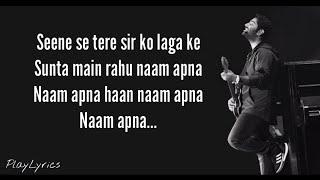 Pal Pal Dil Ke Paas Song (lyrics) : ARIJIT SINGH   - YouTube