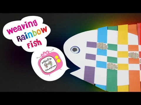 Rainbow Fish Weaving Briana Cleary Video Free Music Videos