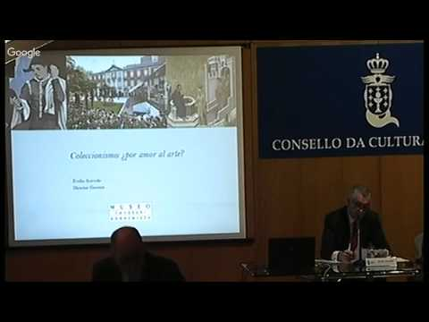 Coleccións institucionais públicas e privadas (I)