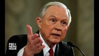 Watch: Jeff Sessions testifies before Senate Judiciary Committee on Justice Department oversight | Kholo.pk