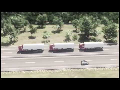 Platooning - how it works