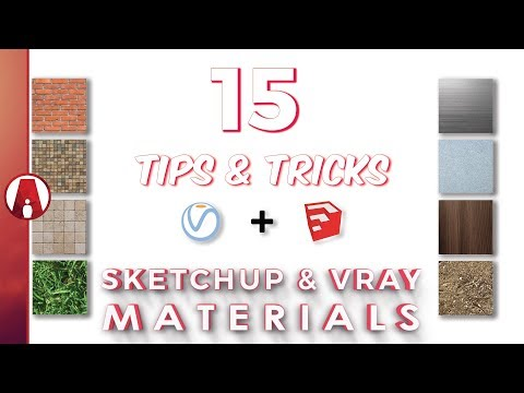 Sketchup Vray #32 - Render ngoại thất với hdri và Omni light