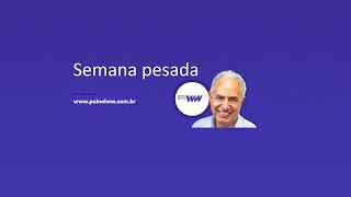 Semana pesada - William Waack comenta
