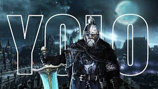 Dark Souls 3 : How to Benhart of YOLO (Moonlight Greatsword)