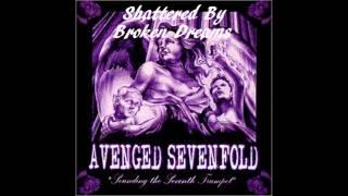 Avenged Sevenfold - Shattered By Broken Dreams Instrumental (Cover)