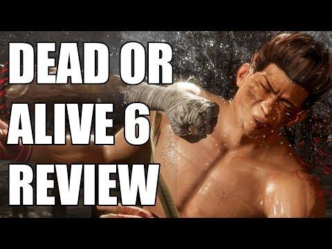 Dead or Alive 6 Review - The Final Verdict