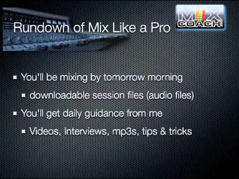 Mix Like a Pro – Pop Country
