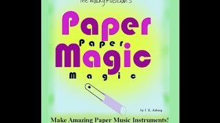 5 DIY Amazing Paper Instruments (that Really Work!)