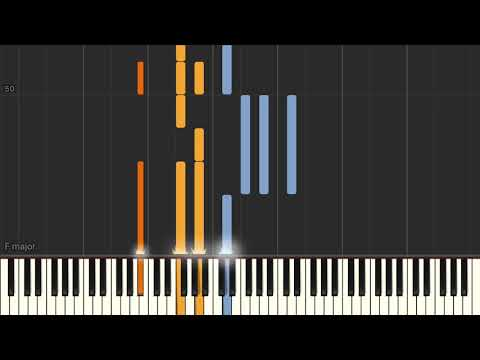 Sweet Bitter Love (Roberta Flack) - Piano accompaniment tutorial