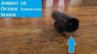 Ambient Temperature Sensor Testing and Replacement | No AC Help