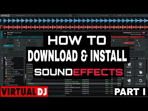 Download Virtual Dj 8 Audio Part 1 Overview Video 3GP Mp4 FLV HD Mp3