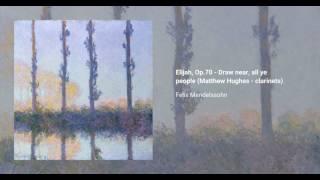 Elijah, Op.70