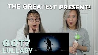 "MV REACTION | GOT7 (갓세븐) ""Lullaby"""