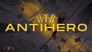 Kadr z teledysku Antihero tekst piosenki Aviva
