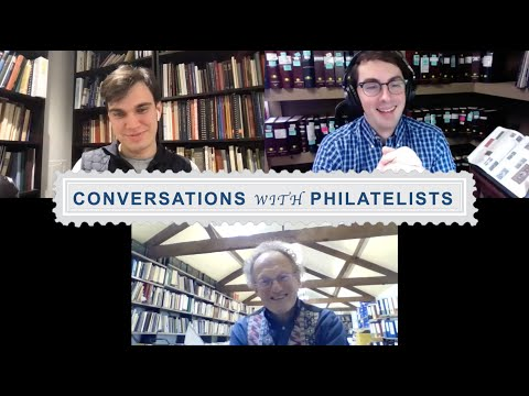 Conversations with Philatelists: Episode 40 John Scott: Former Keeper of the Queen's Royal Collection