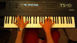 Solo Piano - Bobby Brown - Rock Wit'cha