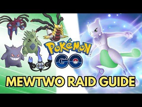Psystrike Mewtwo Raid Guide | Pokemon GO