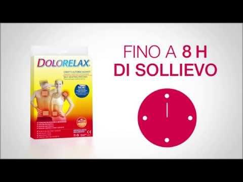 Dolorelax - cerotti autoriscaldanti
