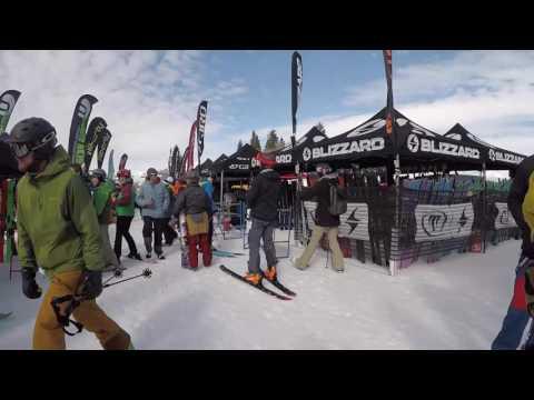 2017 WWSRA Ski and Snowboard Demo Day Snowbasin, UT Armada Blizzard Ski Review