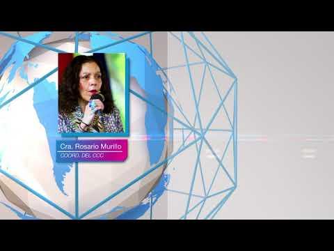 Rosario Murillo anuncia Simposio Ecuménico por la Paz de Nicaragua