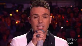 Anthony Callea Amazing Grace