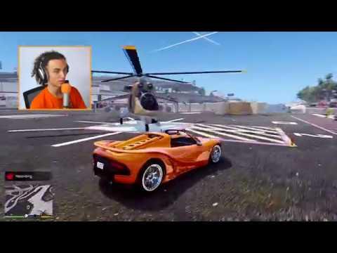 PROTOTYPE 2 MOD: ALEX, O DESTRUÍDOR - GTA V PC MOD