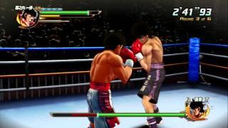 [PS3] Hajime No Ippo: The Fighting - Ippo Vs Ryo Mashiba