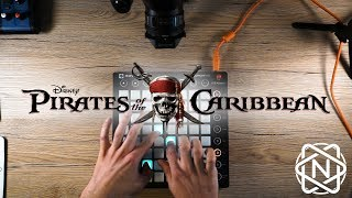 """Video thumbnail of """"He's a Pirate - Pirates of the caribbean - Launchpad Remix (Julius Nox)"""""""