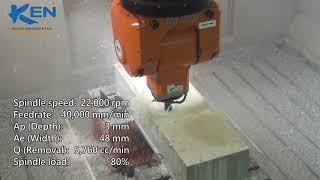 Aerospace Applications Aluminum High Removal